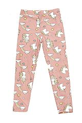KIDS Rainbow Unicorn Print Leggings